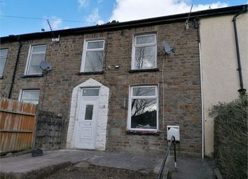 Thumbnail 2 bed terraced house to rent in Tyntyla Road, Ystrad, Tonypandy, Rct.
