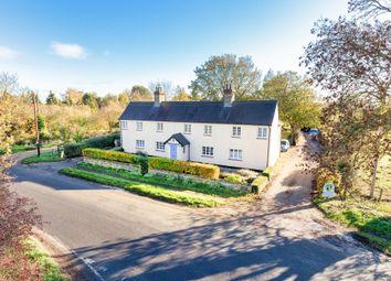 Thumbnail 6 bed detached house for sale in Green End, Landbeach, Cambridge