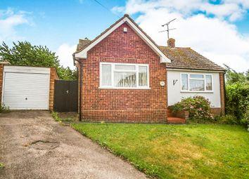 Thumbnail 2 bed detached bungalow for sale in Arthur Kennedy Close, Boughton-Under-Blean, Faversham