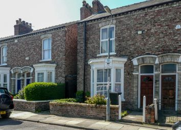 Thumbnail 2 bed semi-detached house for sale in Neville Street, Haxby Road, York