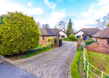 Thumbnail 4 bed detached bungalow for sale in Foxhills Close, Appleton, Warrington