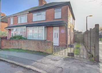 Thumbnail 3 bed semi-detached house for sale in Hallgarth Avenue, Scunthorpe