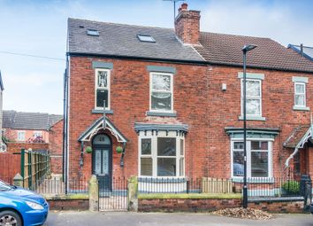 Thumbnail 4 bed semi-detached house for sale in Bromwich Road, Sheffield