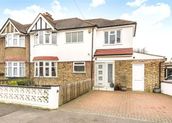 Bell Close, Pinner, Middlesex HA5. 4 bed semi-detached house