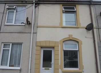 Thumbnail 2 bed terraced house for sale in Woodbrook Terrace, Burry Port