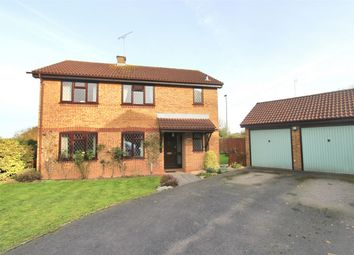 Thumbnail 4 bed detached house for sale in Lavender Close, Thornbury, Bristol