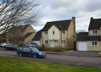 Thumbnail 3 bed detached house for sale in Geralds Way, Chalford, Stroud, Gloucestershire