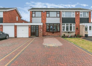 3 bed semi-detached house for sale in Geeson Close, Castle Vale, Birmingham B35