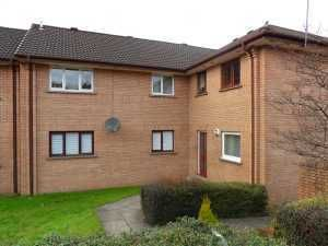 Thumbnail 1 bed flat for sale in Preston Place, Glasgow
