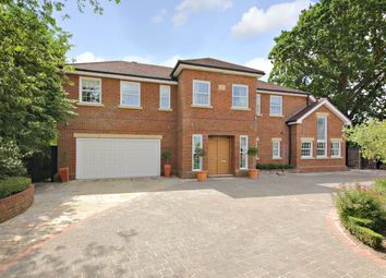 Thumbnail 5 bed property for sale in Newlands Avenue, Radlett