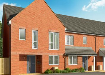 Thumbnail 3 bed end terrace house for sale in Connolly Way, Chichester