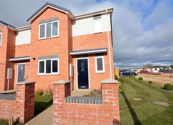 Thumbnail 3 bedroom end terrace house for sale in Evenwood Gate, Bishop Auckland
