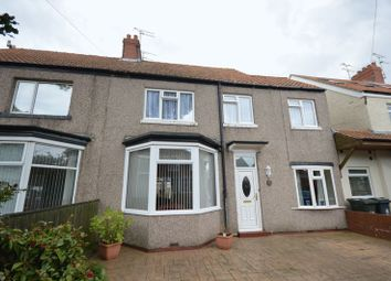 Thumbnail 4 bed semi-detached house for sale in Lena Avenue, Whitley Bay