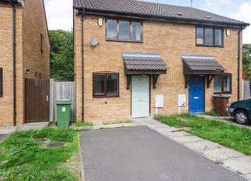 Thumbnail 2 bed semi-detached house for sale in Ventura Drive, Bulwell, Nottingham