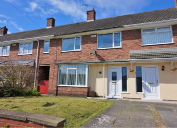 3 bed terraced house for sale in Leicester Road, Norton TS20