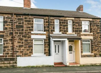 Thumbnail 2 bed terraced house for sale in High Street, Pentre Broughton