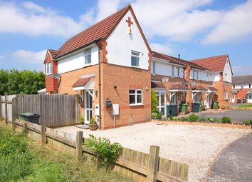 Thumbnail 2 bed terraced house for sale in Pytchley Close, Belper