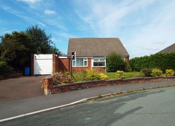 Thumbnail 4 bed bungalow for sale in Vista Road, Runcorn, Cheshire