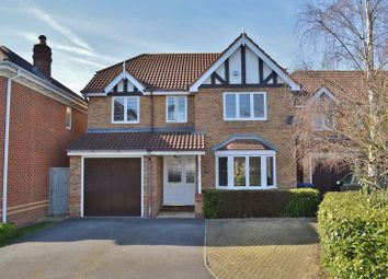 Thumbnail 4 bedroom detached house to rent in East Field Close, Headington, Oxford