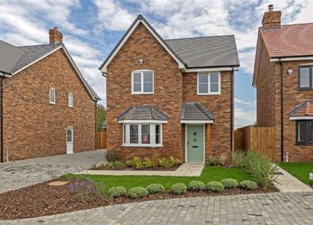 Thumbnail 4 bed detached house for sale in Fildyke Road, Meppershall, Bedfordshire