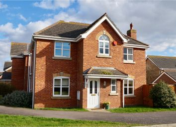 Thumbnail 4 bed detached house for sale in Holmfield, Lincoln