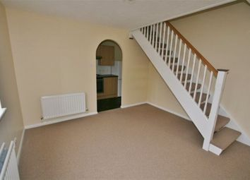 Thumbnail 1 bed terraced house to rent in Marshall Gardens, Basingstoke