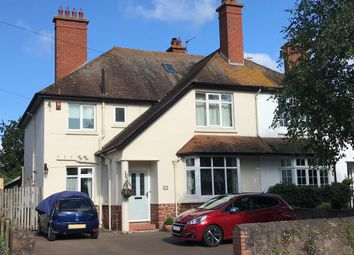Thumbnail 5 bed semi-detached house for sale in Ponsford Road, Minehead