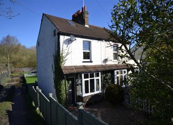 Thumbnail 3 bed cottage for sale in Cassiobridge Terrace, Watford Road, Croxley Green, Rickmansworth Hertfordshire