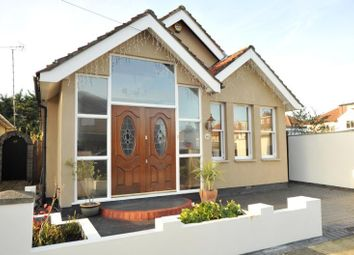 Thumbnail 4 bed bungalow to rent in Link Way, Hornchurch, Essex