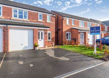 Thumbnail 3 bed semi-detached house for sale in Pickering Drive, Newton-Le-Willows, Merseyside