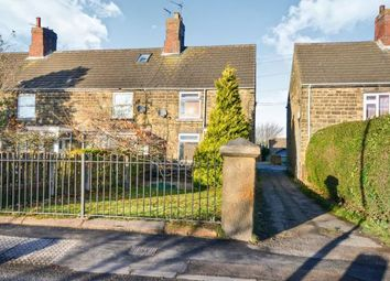 Thumbnail 2 bed end terrace house for sale in Victoria Terrace, Mansfield Road, Tibshelf, Alfreton