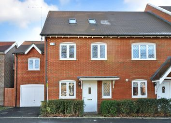 Thumbnail 4 bed semi-detached house for sale in Broadbridge Heath, Horsham
