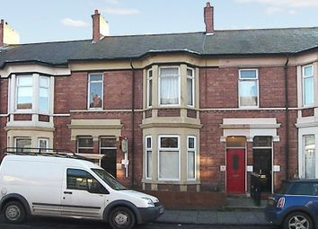 Thumbnail 2 bed flat for sale in Trevor Terrace, North Shields