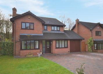 Thumbnail 4 bed detached house for sale in Chartwood, Loggerheads, Market Drayton