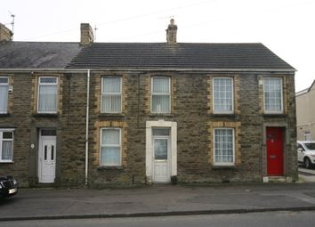 Thumbnail 3 bed terraced house for sale in Loughor Road, Gorseinon