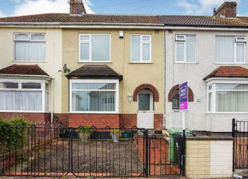 3 bed terraced house for sale in Wallscourt Road, Filton BS34