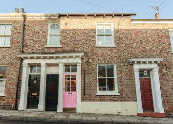 Thumbnail 2 bed terraced house for sale in Buckingham Street, York, York