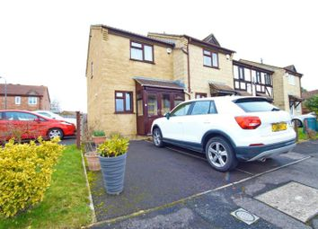 Thumbnail 2 bed end terrace house to rent in Meadow Way, Bradley Stoke, Bristol