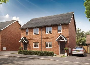 "Thumbnail 2 bed property for sale in ""The Aston"" at Bartestree, Hereford"