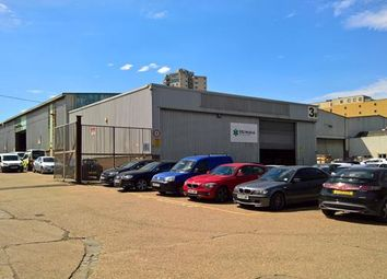 Thumbnail Warehouse to let in Unit 3B Thames Road Industrial Estate, Silvertown, London