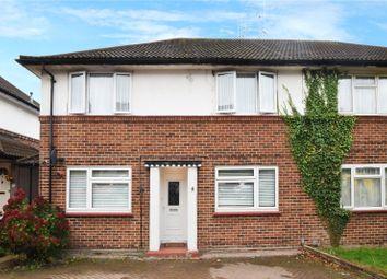 Thumbnail 2 bed maisonette for sale in Bushey Grove Road, Bushey, Hertfordshire