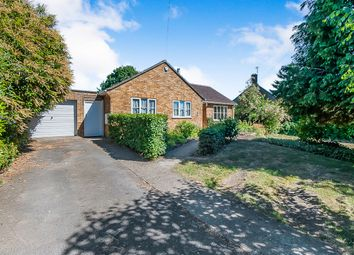 Thumbnail 3 bedroom detached bungalow for sale in Old North Road, Wansford, Peterborough