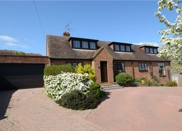 Thumbnail 6 bed detached house for sale in Red Rose, Binfield, Bracknell