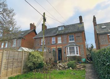 Thumbnail 4 bed semi-detached house to rent in Hungerford, Berkshire