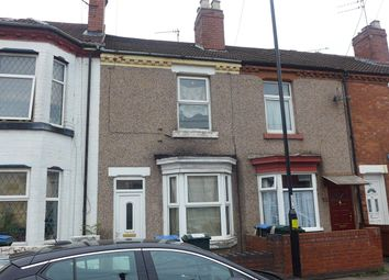 Thumbnail 3 bed terraced house to rent in Station Street East, Foleshill, Coventry