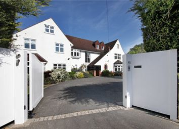 Thumbnail 8 bed detached house for sale in Penn Road, Knotty Green, Beaconsfield, Buckinghamshire