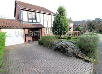 Thumbnail 4 bed detached house to rent in Bridgersmill, Haywards Heath