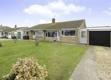 Thumbnail 3 bed semi-detached bungalow for sale in Upper Free Down, Herne, Herne Bay, Kent