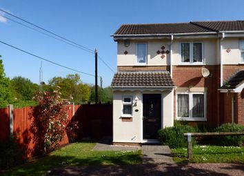 Thumbnail 3 bed semi-detached house for sale in Radleigh Close, Northampton