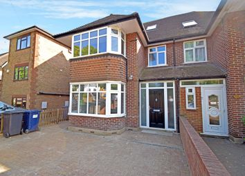 Thumbnail 5 bed semi-detached house to rent in East End Road, Finchley Central